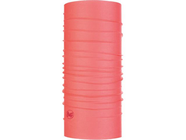 Buff Coolnet UV+ Neckwarmer solid rose pink